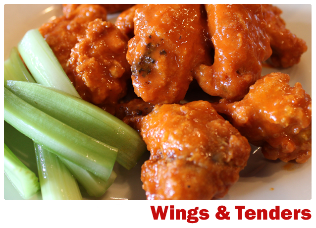 Wings and Tenders Banner